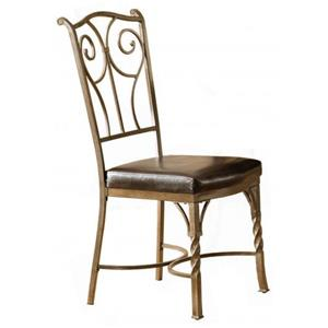 Morris Home Furnishings Madison Side Chair