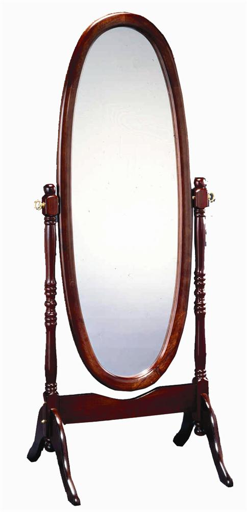 Bernards Mirrors Cheval Mirror - Item Number: 2256