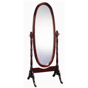 Bernards Mirrors Traditional Cheval Mirror