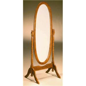 Morris Home Furnishings Mirrors Cheval Mirror