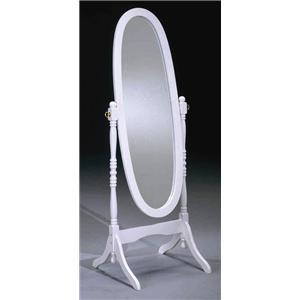 Morris Home Mirrors Cheval Mirror