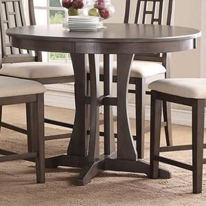 Bernards Modesto Counter Dining Table