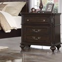 Bernards Nottingham Nightstand - Item Number: 1610-120