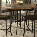 Morris Home Furnishings Red Rock Pub Table - Item Number: 4740BA+TP
