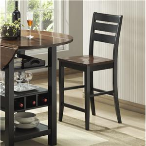 Morris Home Furnishings Ridgewood Bar Stool