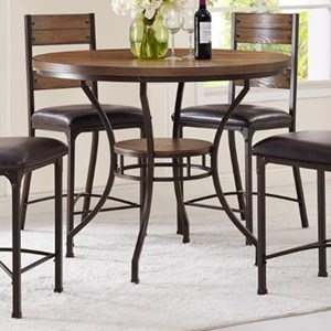 Morris Home Furnishings Stockton Pub Table