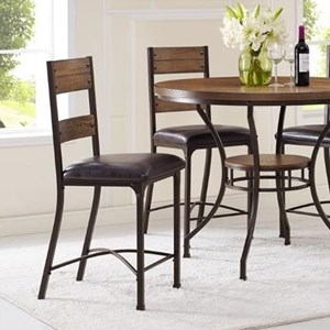 Morris Home Furnishings Stockton Barstool