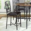 Bernards Tuscan Counter Stool - Item Number: 4553