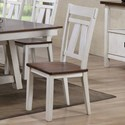 Bernards Winslow Side Chair - Item Number: 5637