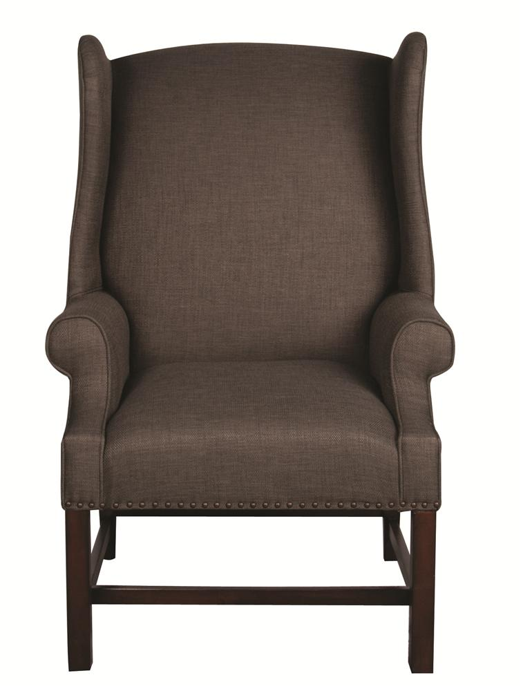 Bernhardt Carter Carter Wing Chair - Item Number: 110213840