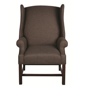 Bernhardt Carter Carter Wing Chair