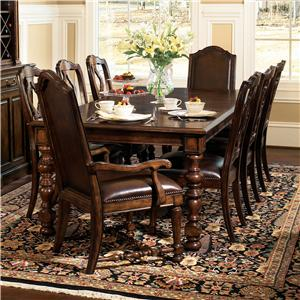 Bernhardt Normandie Manor 5Pc Dining Room