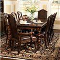 Bernhardt Normandie Manor 5Pc Dining Room - Item Number: 317-222-501