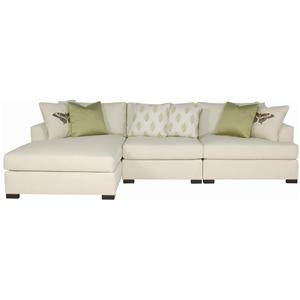 Bernhardt Adriana Sectional Sofa