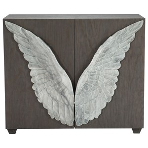 Angel Wing Door Chest