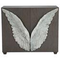 Bernhardt Alero Angel Wing Door Chest - Item Number: 375-116