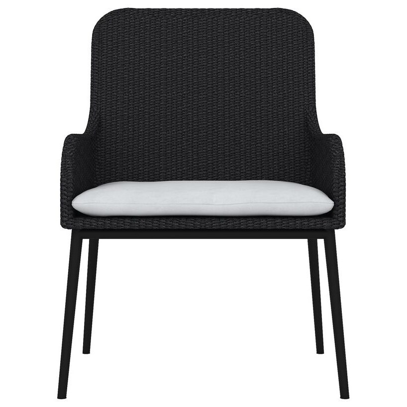 Exteriors - Antilles Outdoor/Indoor Rope Arm Chair by Bernhardt at Sprintz Furniture