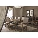 Bernhardt Antiquarian Formal Dining Room Group - Item Number: 365 Dining Room Group 1