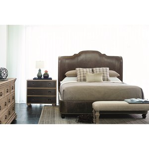 Bernhardt Antiquarian King Bedroom Group