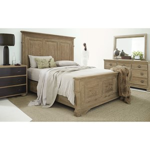 Bernhardt Antiquarian Queen Bedroom Group