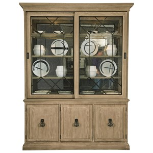 Bernhardt Antiquarian China Cabinet