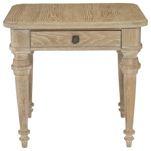 Bernhardt Antiquarian Square End Table