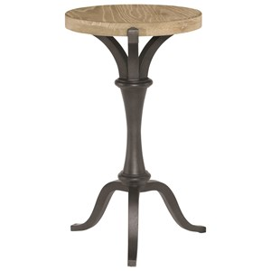 Bernhardt Antiquarian Chairside Table