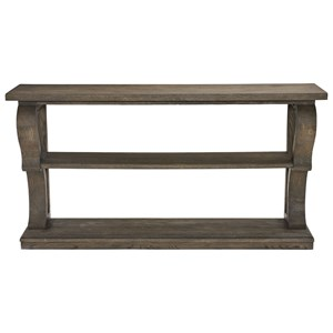 Bernhardt Antiquarian Console Table