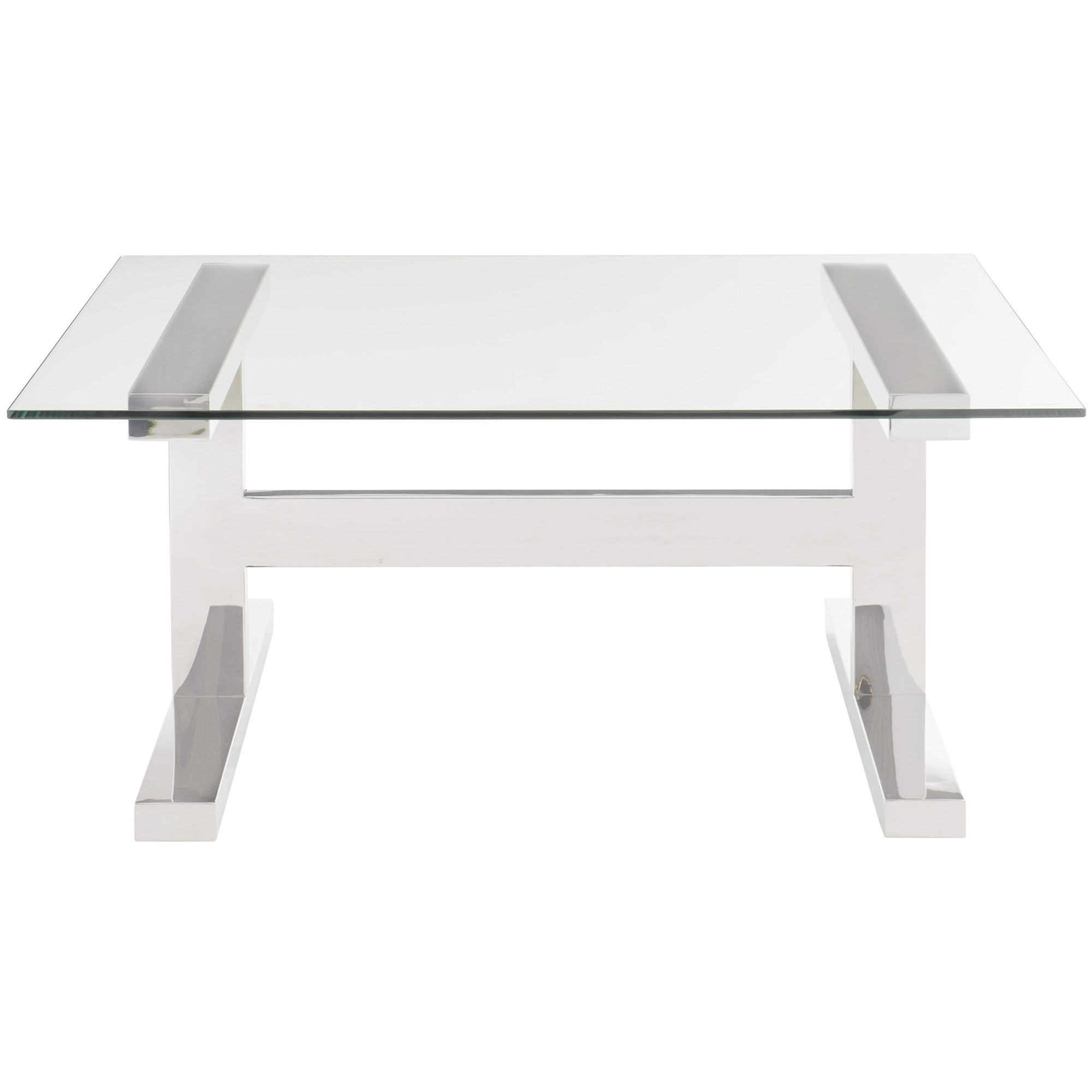 Aria Square Cocktail Table by Bernhardt at Fisher Home Furnishings