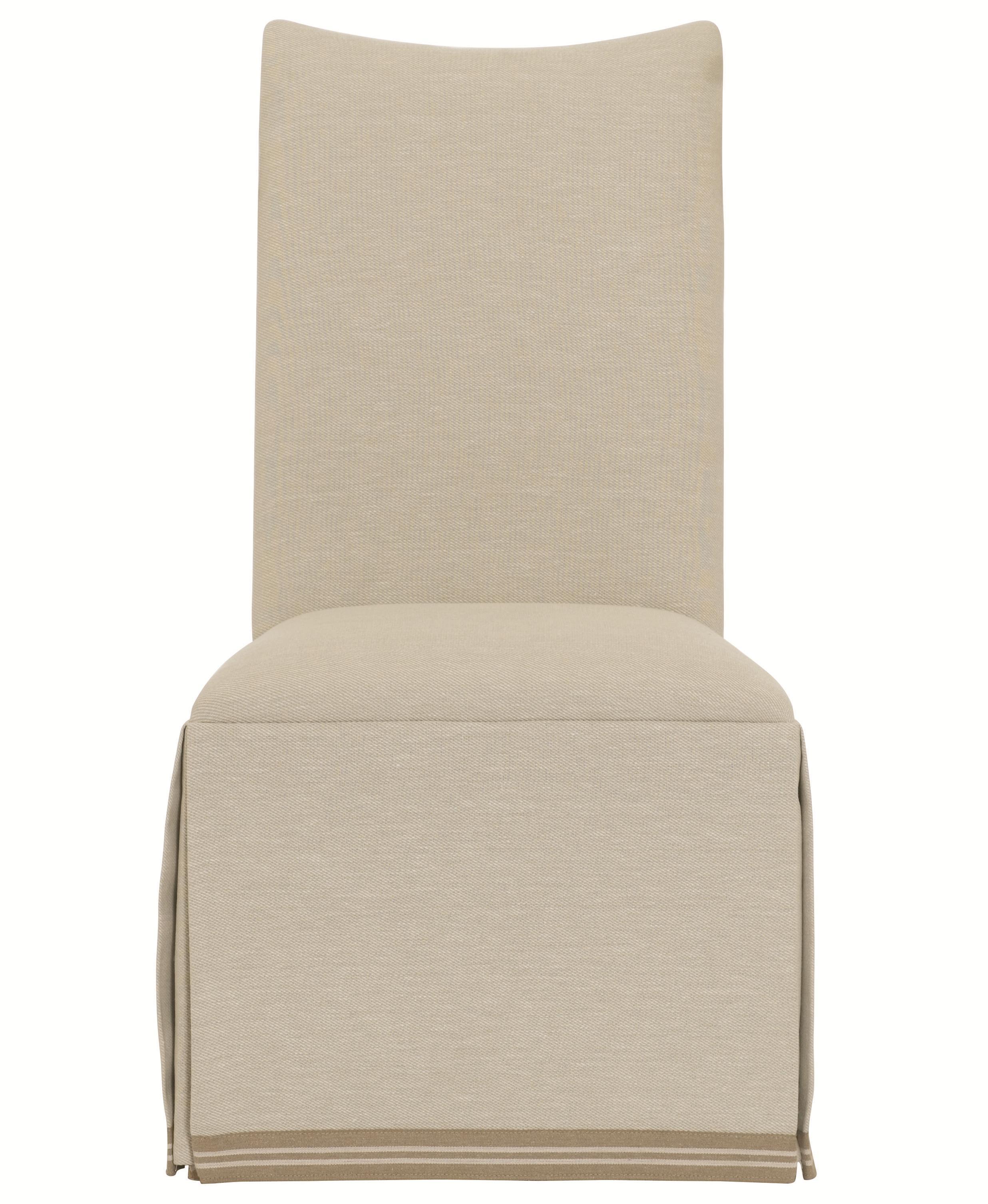 Bernhardt Aurora Aurora Skirted Side Chair - Item Number: 351-503