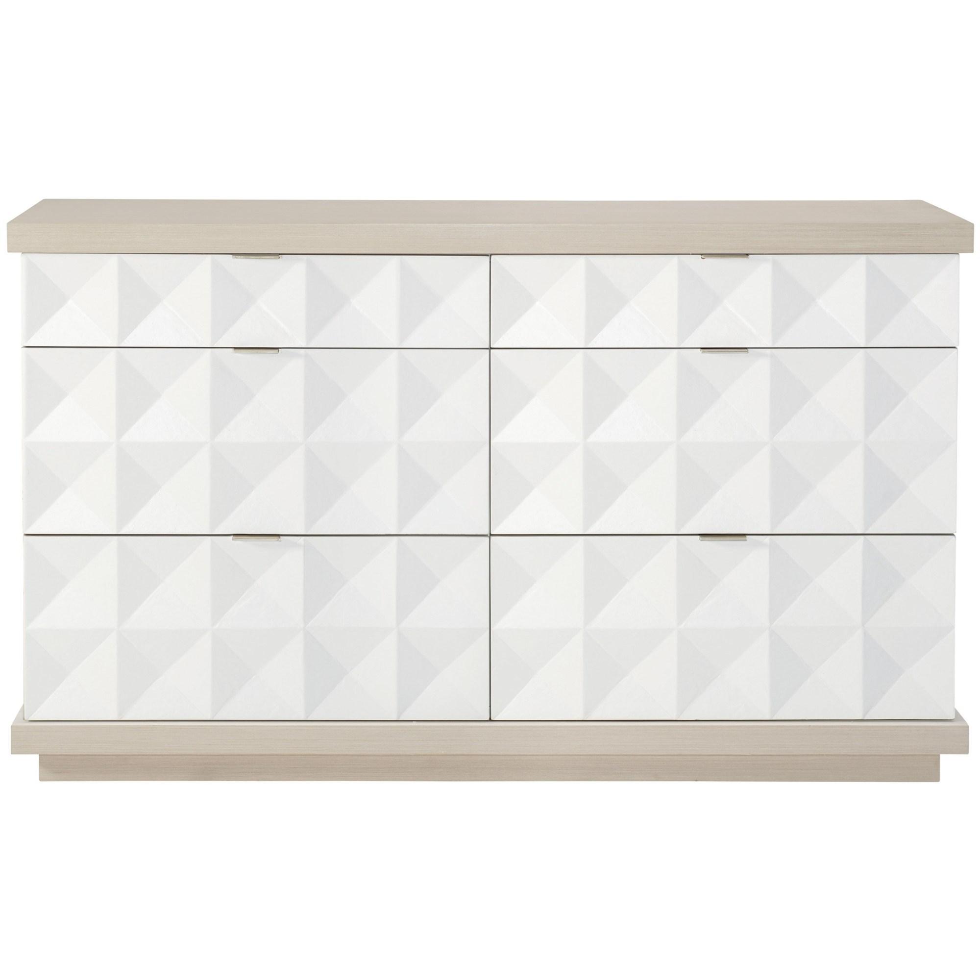 Axiom Dresser by Bernhardt at Baer's Furniture