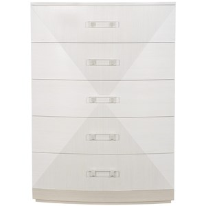 Bernhardt Axiom Chest of Drawers