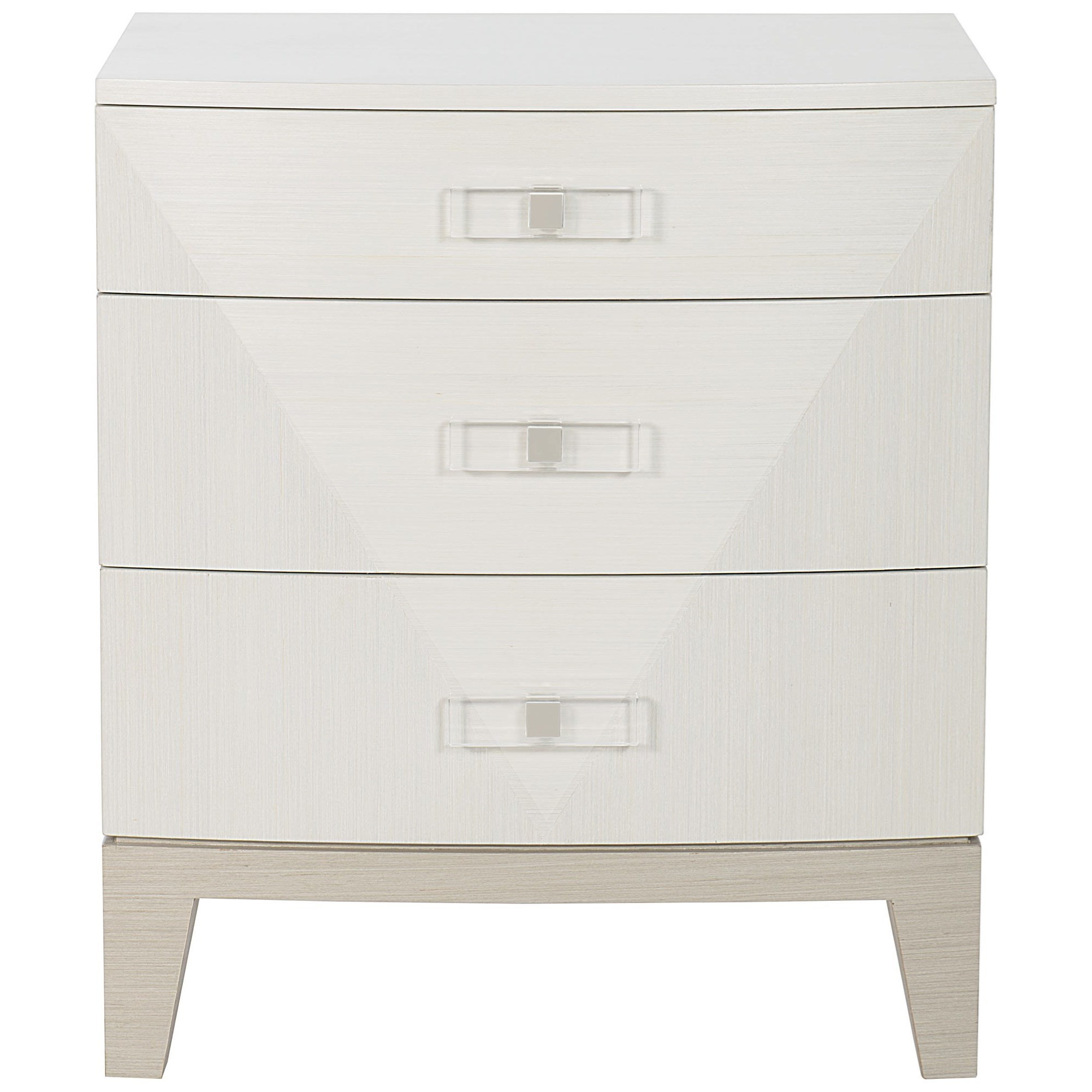 Axiom Nightstand by Bernhardt at Baer's Furniture
