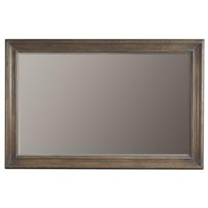 Bernhardt Belgian Oak Mirror