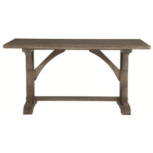 Bernhardt Belgian Oak Oak Gathering Table