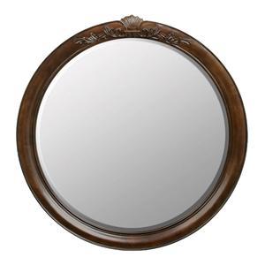 Bernhardt Belmont Round Mirror