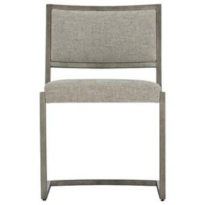 Ames Customizable Metal Side Chair