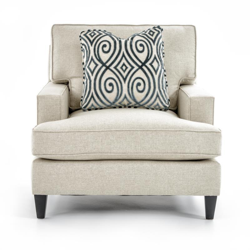 Bernhardt Signature Seating Customizable Chair - Item Number: S02612X 2981-020