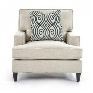 Bernhardt Signature Seating Customizable Chair