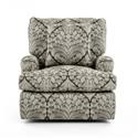 Bernhardt Signature Seating Customizable Swivel Chair with English Arms