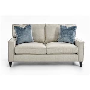 Bernhardt Signature Seating Customizable Loveseat