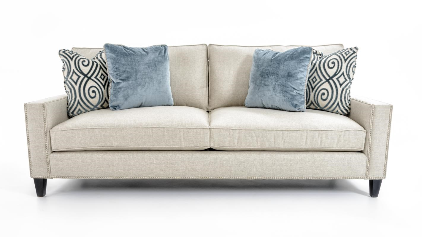 Bernhardt Signature Seating Customizable Sofa - Item Number: S1651210 2981-020