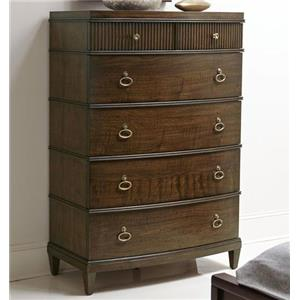 Bernhardt Beverly Glen Tall Chest