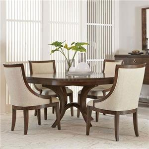 Bernhardt Beverly Glen 5 Piece Dining Set