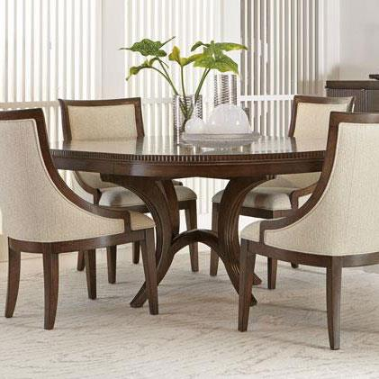 Bernhardt Beverly Glen Round Dining Table