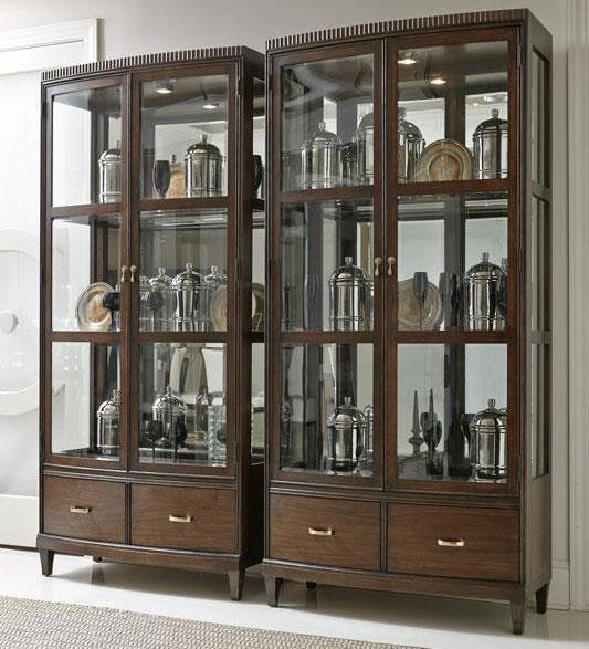 Bernhardt Beverly Glen Display Cabinet - Item Number: 361-356