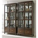 Bernhardt Beverly Glen Display Cabinet - Item Number: 361-356