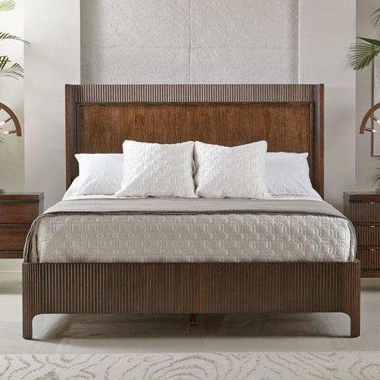 Bernhardt Beverly Glen King Panel Bed - Item Number: 361-H63+FR63
