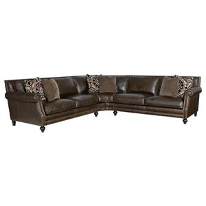 Bernhardt Brae  Sectional Sofa