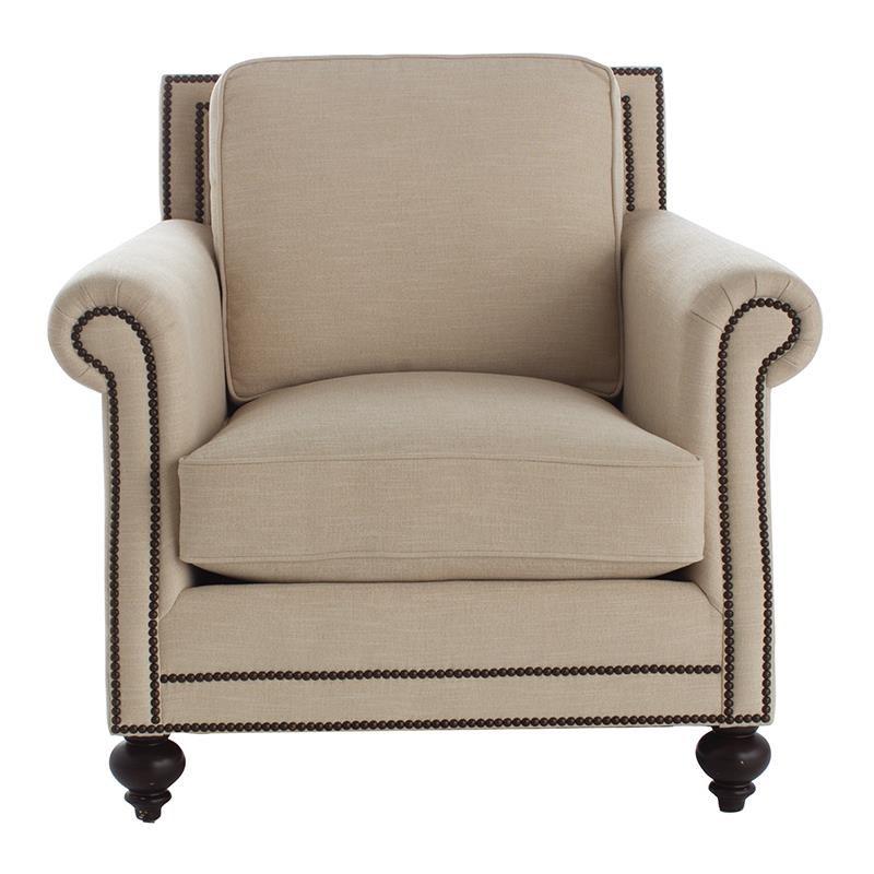 Bernhardt Brae Brae Chair - Item Number: B6712C-2832-002